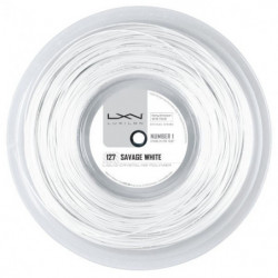 Luxilon Savage White 1.27 mm