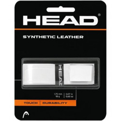 Базовая намотка Head Synthetic Leather White фото1