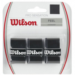Овергрип WILSON Pro Overgrip Sensation Black  фото1
